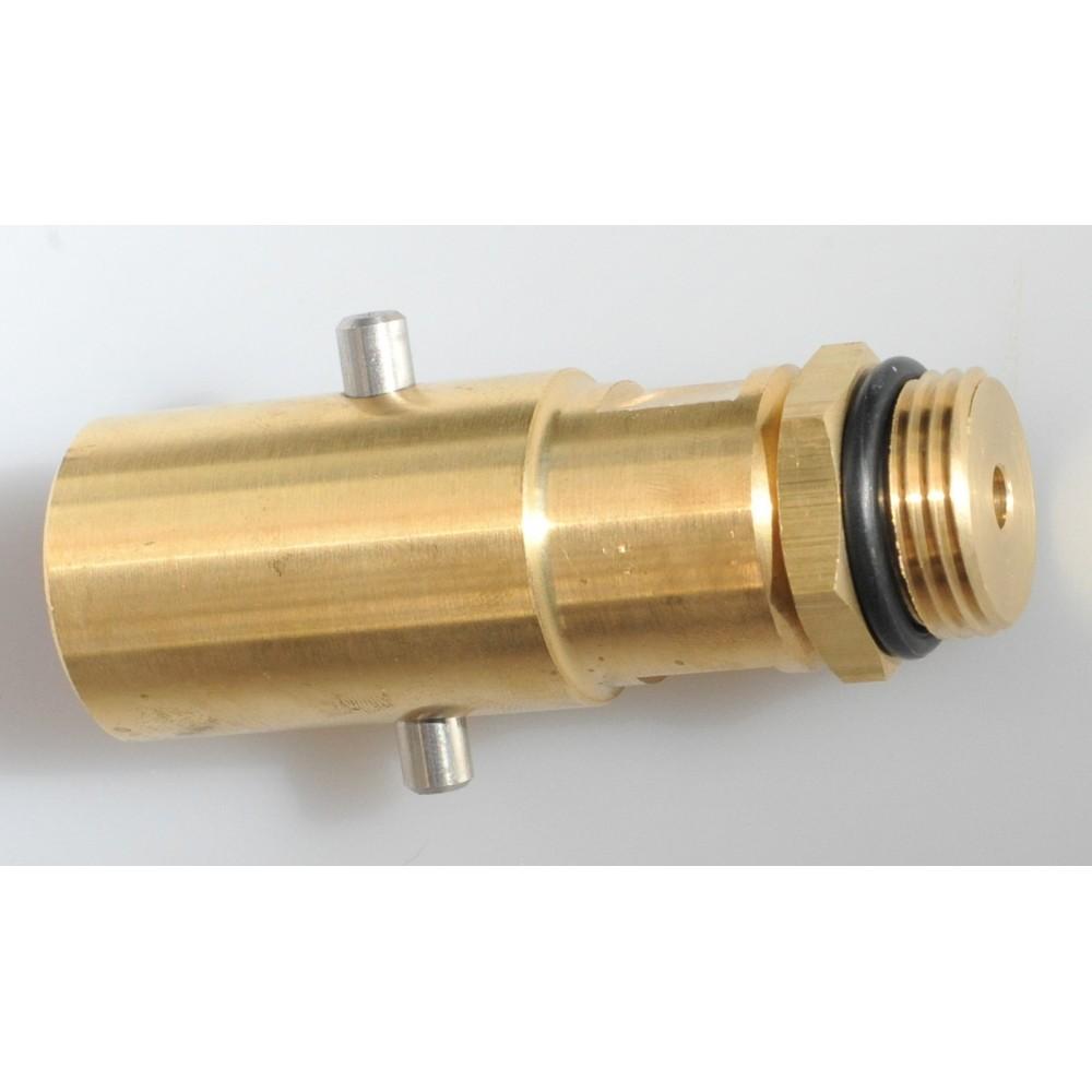 Tank adapter Bayonet with sinter filter, LPG tank gas bottle