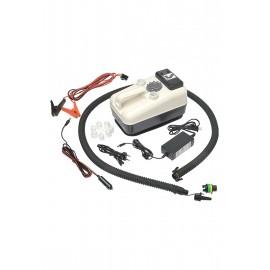 Scoprega Bravo - GE 20 - Elektrische Luftpumpe mit Akku und Druckabschaltung
