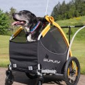 Burley Tail Wagon Dogs Bicycle Load Trailer, Animal and Transport Trailer