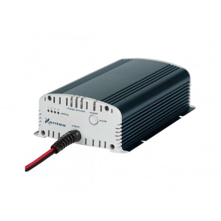 Batterie Ladegerät LBC 512-10S Xenteq LiFePO4 Akku AGM 12V, 10A