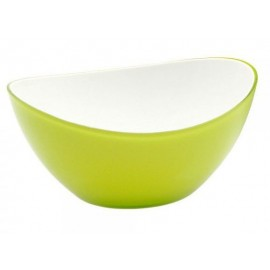 Salatschale - groß / Promo Line Lime