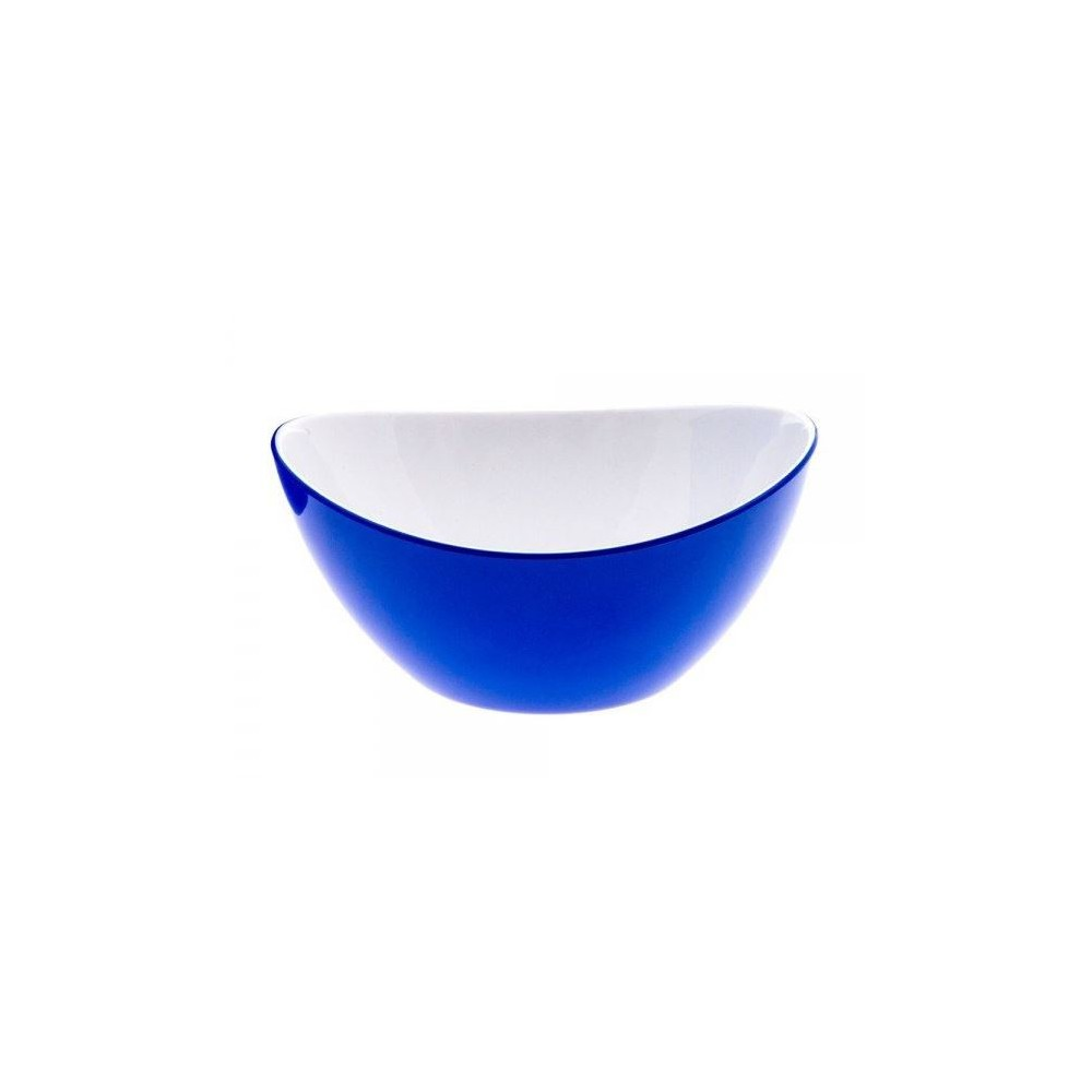Salatschale - groß / Promo Line Blue