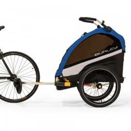 Burley Fahrradanhänger Kinderwagen D'Lite Single Buggy