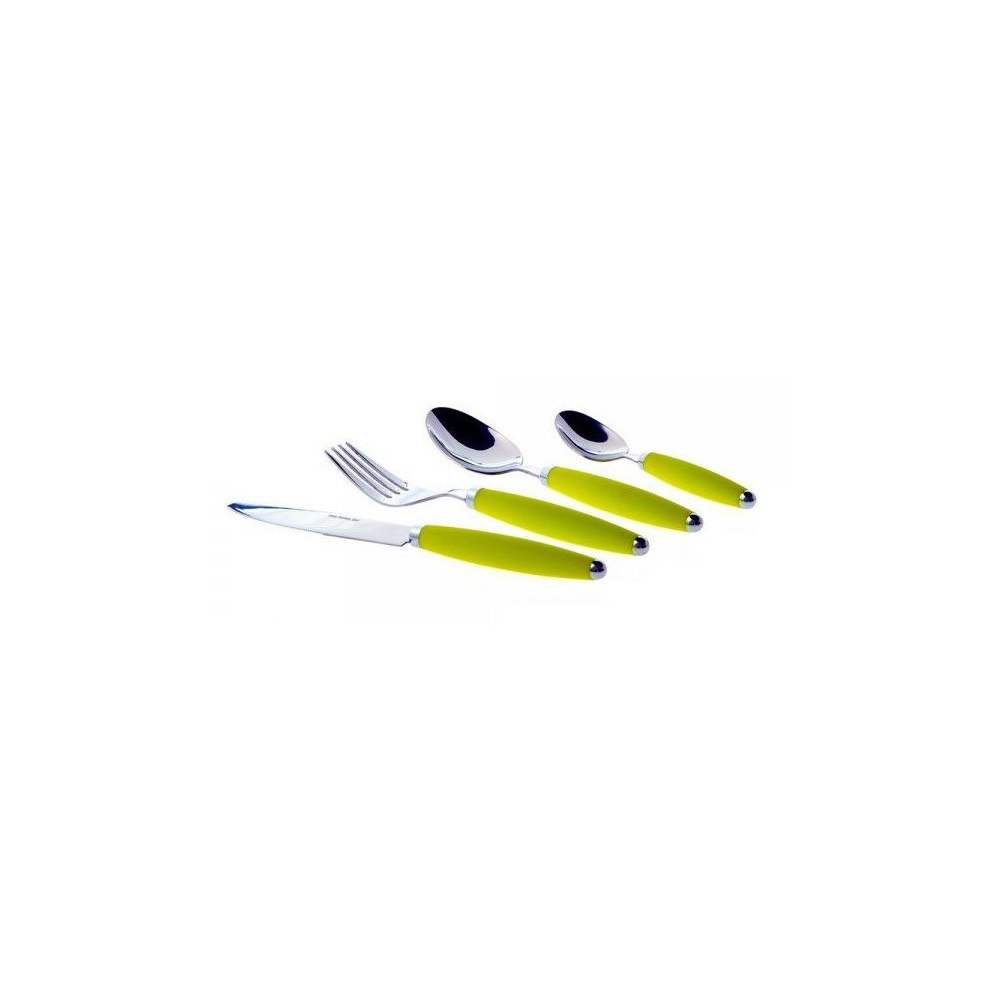 Besteckset / Promo Line Lime