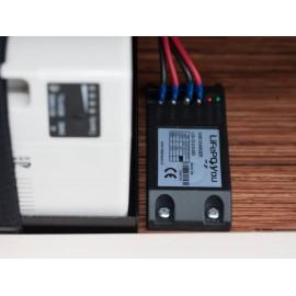 Ladegerät PowerXCharger XC3 Blei Lithium Stand LiFePO4