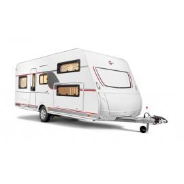 WIGO Rolli Plus Bürstner Ambiente Special Wohnwagen Markisenzelt