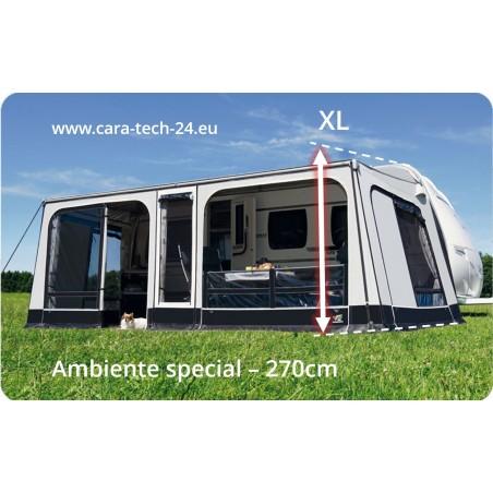 WIGO Rolli Plus Dethleffs Ambiente Special Caravan awning tent