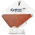 Sat-Flachantenne vollautomatische Drehanlage Cytrac® DX Vision Twin ohne Receiver