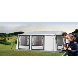 Herzog TRAVEL STAR PLUS auvent 2,40 m caravane
