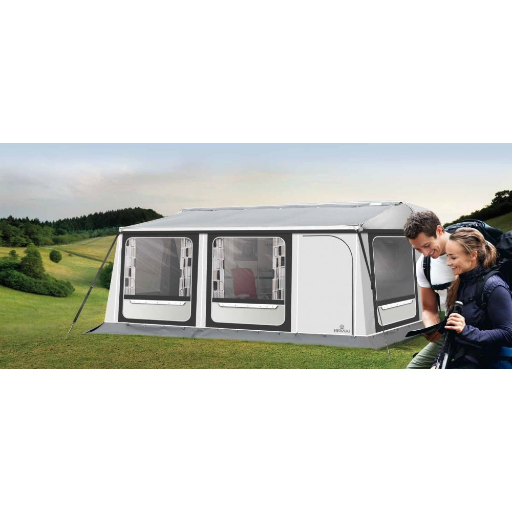 Herzog TRAVEL STAR PLUS awning 2.40 m caravan