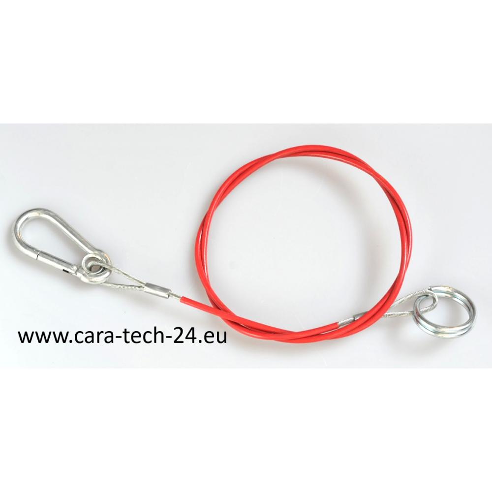 Câble de rupture universel avec anneau de fixation
