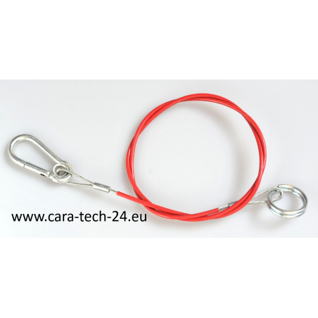 Breakaway cable, universal with ring