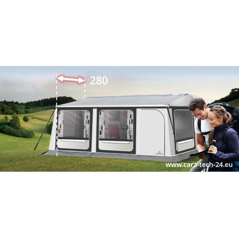 Pour Caravane Auvent marquise 13 KM ceintures 2x 14,92 €//St-sturmband Set