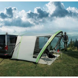 Auvent de bus VW-Bus Marco Polo Tente gonflable Herzog AIR TRAVEL II