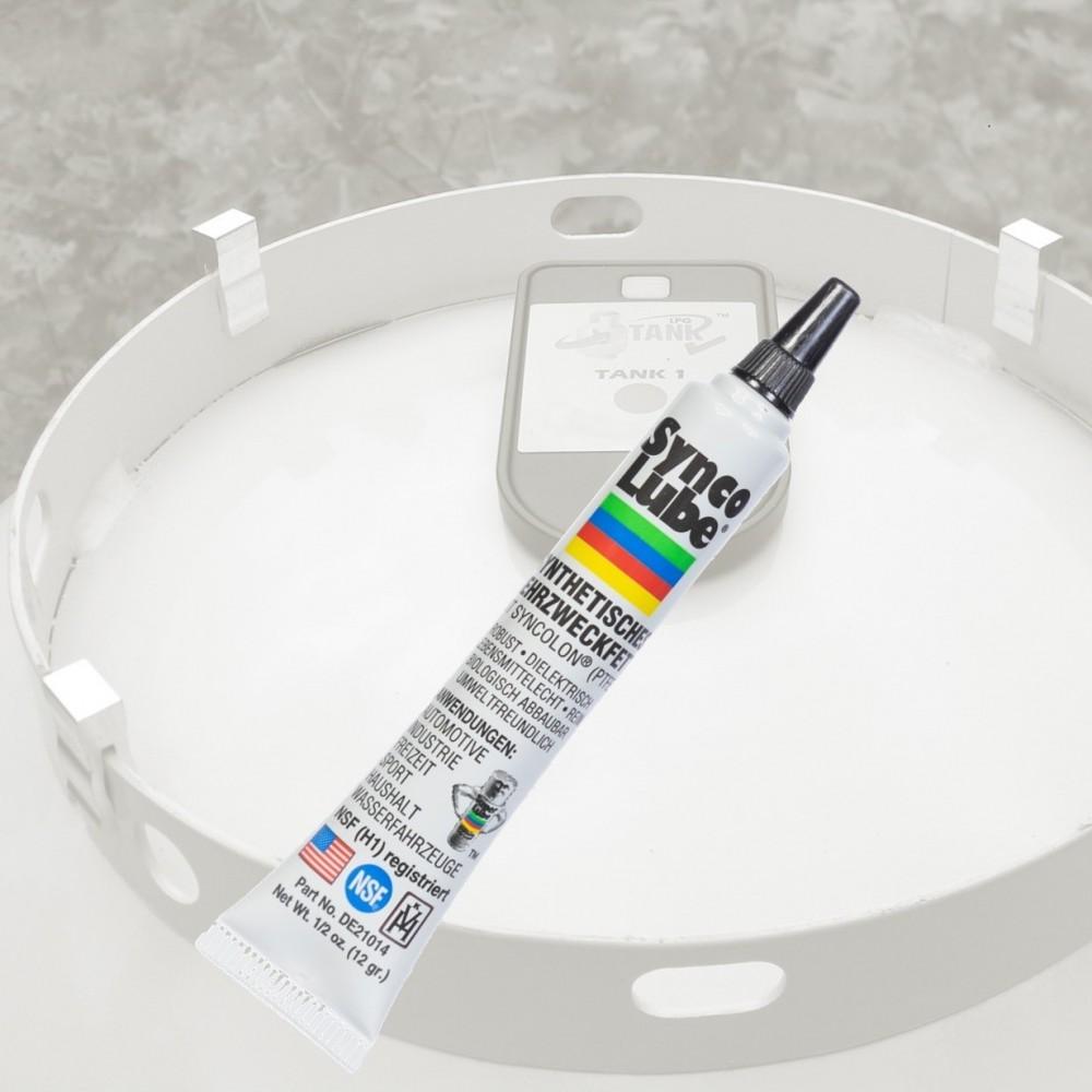 Contact Gel Mopeka 12g Tube de dosage bouteilles de gaz capteur Bluetooth