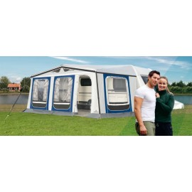 Herzog TRAVEL STAR SUPER awning 2.40 m caravan