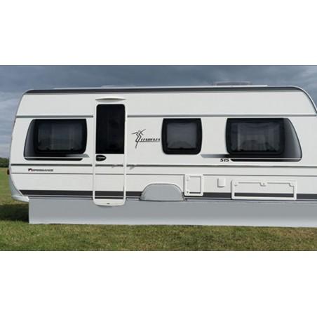Accessoires spéciaux pour stores design - Caravanes Fendt Coupe