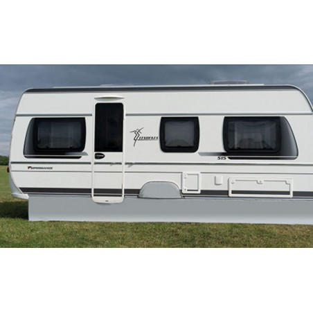 Special design awning accessories - Fendt caravans Coupe