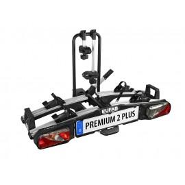 EUFAB Bike carrier PREMIUM II PLUS Clutch carrier