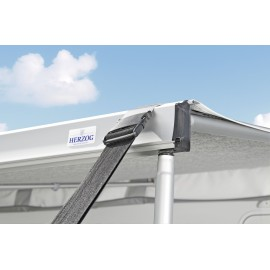 Herzog TRAVEL STAR SUPER awning 2.80 m caravan