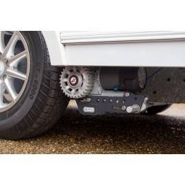 Mover Caravan Wohnwagen - Quattro Rhodium Rangierhilfe