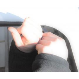 Protection des bords Installation des fenêtres et découpe de la cabine Fenêtre coulissante