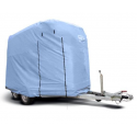 Capa Allwetter Trailer Schutzplane S blau