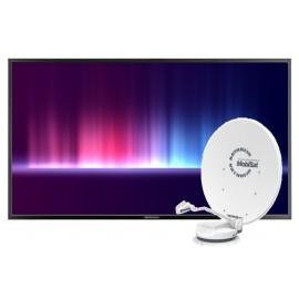 alphatronics LED-téléviseur S-40 DSB+