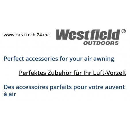 Inner tent extension air awning Pluto from Westfield