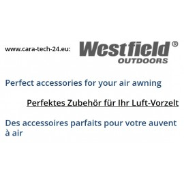 Boden für Luftzelt Westfield Orion 300