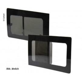 Fenêtre coulissante Fiat Ducato à partir de 07, 1434x665, avant gauche, fenêtre Carbest