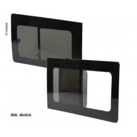 Schiebefenster Fiat Ducato ab Bj. 07, 1400x665, vorne links, Carbest Fenster