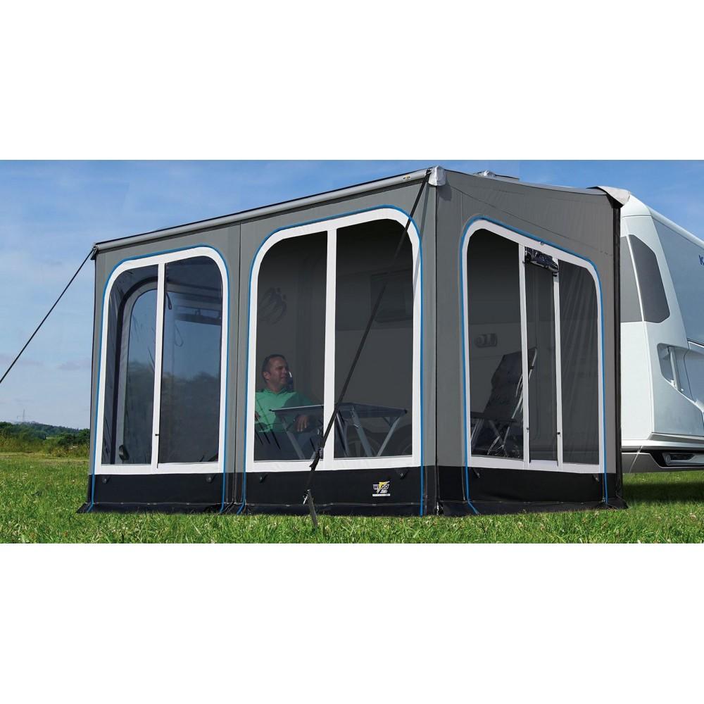WIGO - Knaus DESEO rear tent