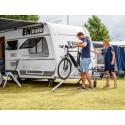 ENDURO Bicycle carrier, gliding Drawbar carrier BC260