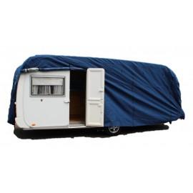Capa Allwetter Caravan Schutzplane 8m