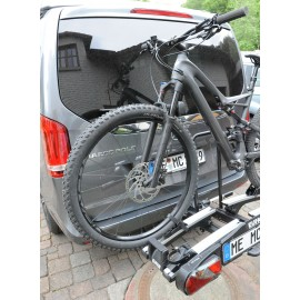 EUFAB Porte-vélos PREMIUM II PLUS porte-attelager