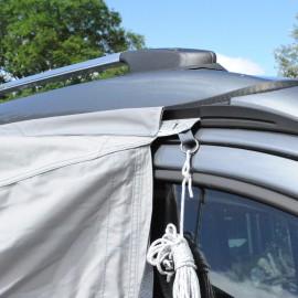 Busvorzelt VW-Bus Marco Polo Kastenwagen Luftzelt Westfield Orion 300