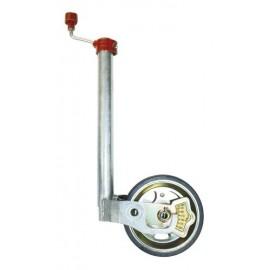 AL-KO Roue d'appui avec échelle de charge d'appui intégrée