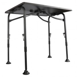 Folding table -  Westfield Performance Aircolite 80, black line, 80 x 60 cm