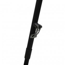 Klapptisch -  Westfield Performance Aircolite 100, 100x68cm, black line, wasserfest, höhenverstellbar