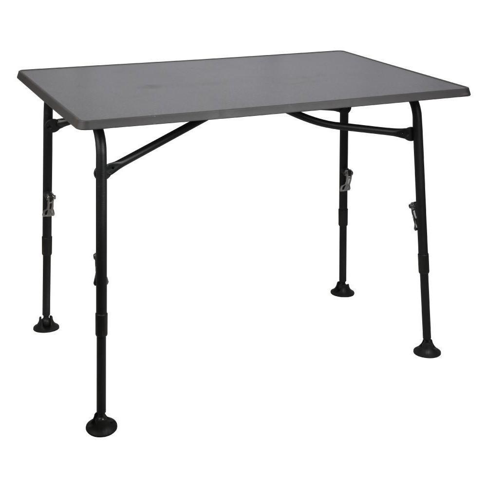 Folding table -  Westfield Performance Aircolite 80, black line, 80 x 60 cm