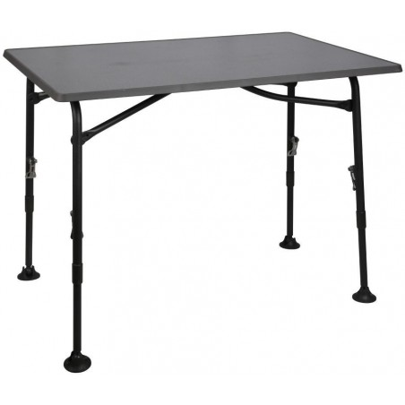 Folding table - Westfield Performance Aircolite 100, black line, 100 x 68 cm