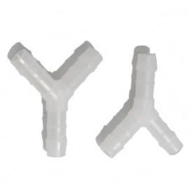 Schlauchverbinder Y 10mm 2 Stück