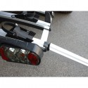 Drive-on rail ramp ENDURO Drawbar support BC260