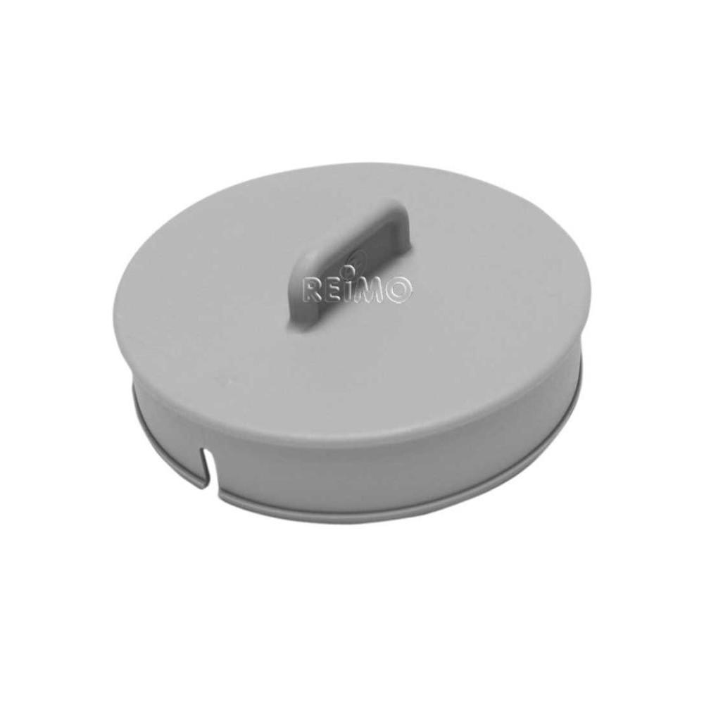 Truma Verschlussdeckel achatgrau VD Heizungsrohr Warmluft