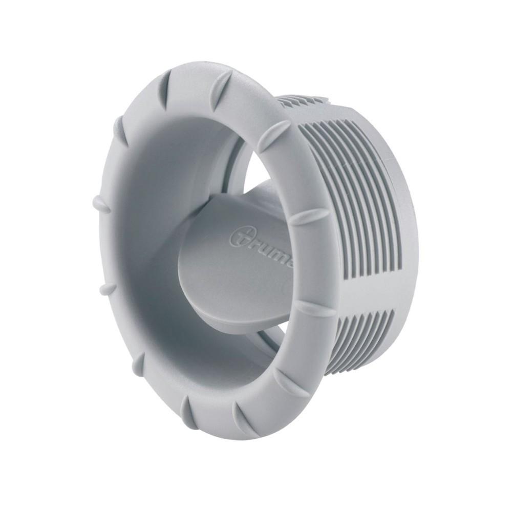 End piece to T-piece Truma warm air distribution heating