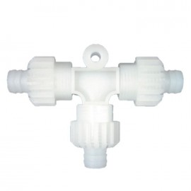 T-hose connector water flexible hose ø 10mm X-Fix