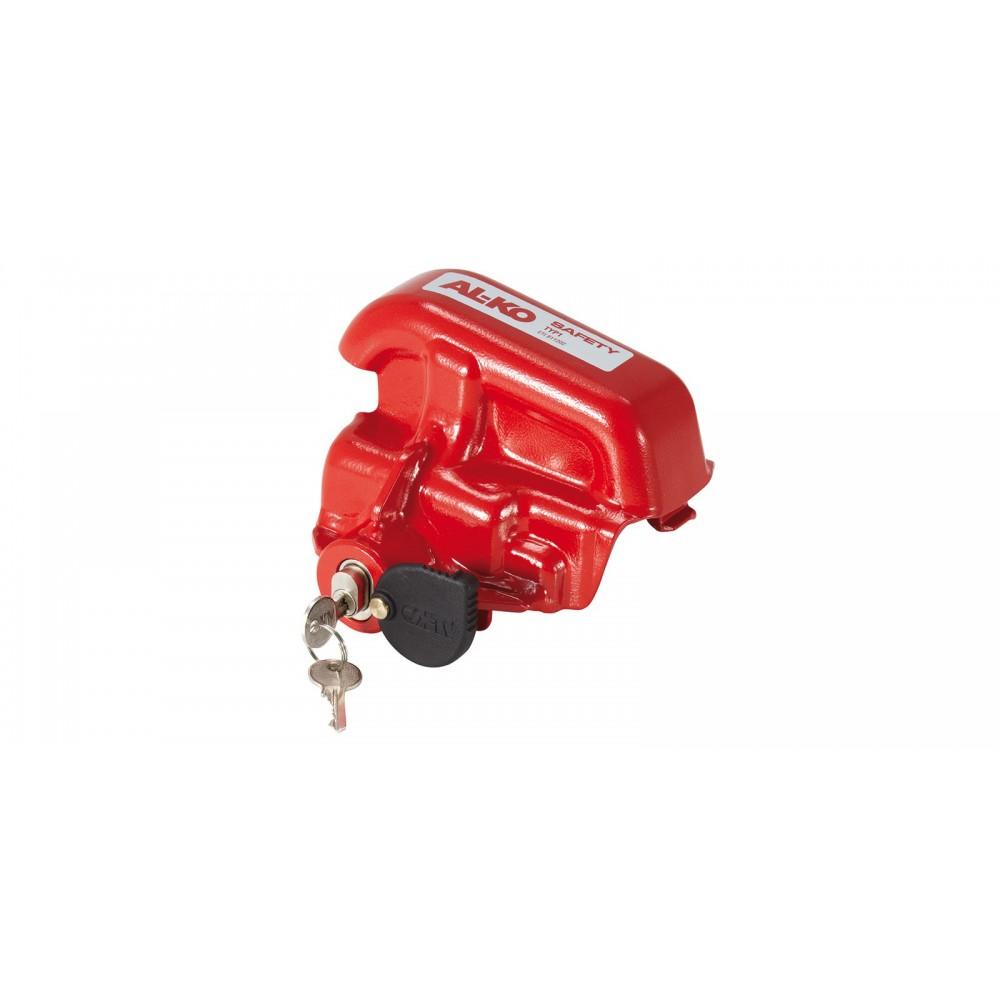 AL-KO Safety Plus Red ROT Sicherheitsschloss AKS 2004/3004