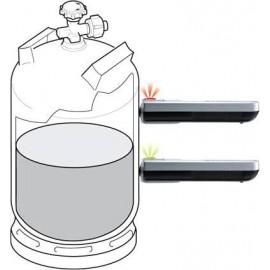 LevelCheck truma gas cylinder content gauge level indicator ultrasonic