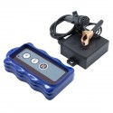 Cable winches radio remote control blue, electric winch 12V horntools